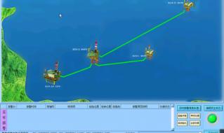 中国海洋石油公司-光电复合海缆综合在线监测系统